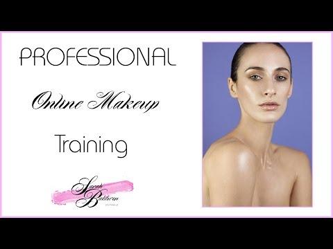 Online Makeup Training - Hello - YouTube