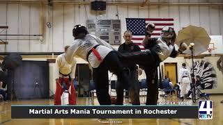 Martial Arts Tournament in Rochester