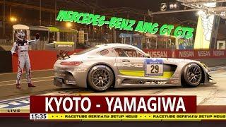 Gran Turismo Sport - Mercedes-Benz AMG GT3 Gr. 3 - Kyoto Yamagiwa Setup  (BoP Leistungslevel)