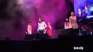 08-05-21 Wonder Girls 이보바 (This fool) @ Dankook University (Fancam)