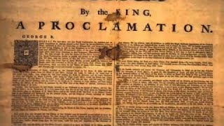 Justice Murray Sinclair on the Royal Proclamation of 1763