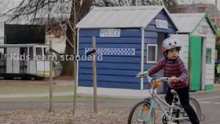Kew Traffic School   Road Safety & Cycling Skills for Kids   TOT: HOT OR NOT