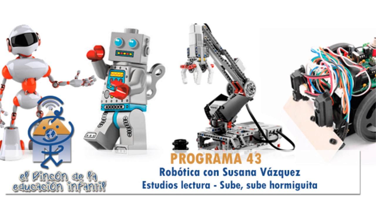 Robótica y programación - Investigaciones - Rafael Sanz - Sube, sube hormiguita  (p43)