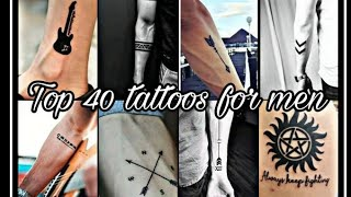 Top 40 Small Viral Tattoo Designs Ideas For Men You Should To Try.