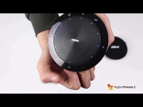 Speaker vivavoce Jabra SPEAK 510+ UC Video Recensione