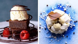 10 Chocolate Decoration Ideas to Impress Your Dinner Guests   Chocolate Dessert Hacks by So Yummy