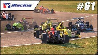Гонка #1 в Монреале и подборка аварий в чемпионате AOR Formula Renault 2.0 в iRacing.