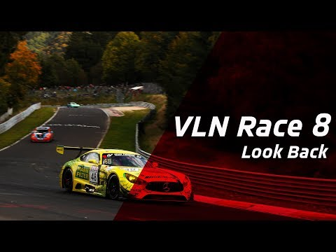 Extended Highlights | VLN 8