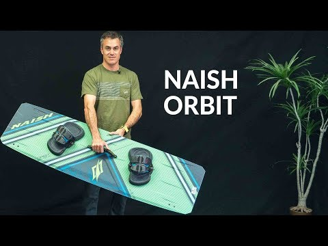 2018 Naish Orbit Kiteboard Review