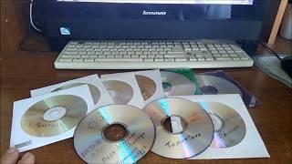 Замена DVD-привода в моноблоке/ разборка моноблока LENOVO/ Новая Жизнь