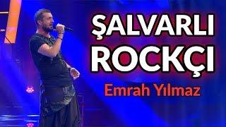 Şalvarlı Rockçı Emrah Yılmaz - Yorgun Yıllarım | O Ses Türkiye