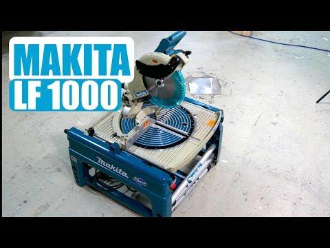 Makita LF1000 Tisch Kreissäge & Kapp- und Gehrungssäge - Meine Erfahrungen -