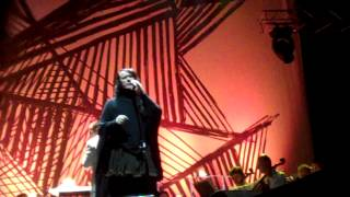 Antony and the Johnsons - For Today I am a Boy @ Colours of Ostrava 2012