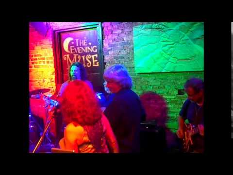 Amy Broome w/Crisis - Whole Lotta Love at the Evening Muse Led Zepplin Tribute Show- 2014-08-02