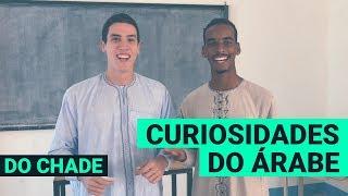 CURIOSIDADES DO ÁRABE // ARABIC CURIOSITIES