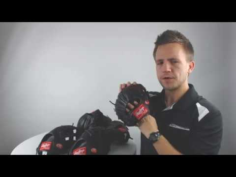 Rawlings R9 Series Youth Baseball Gloves