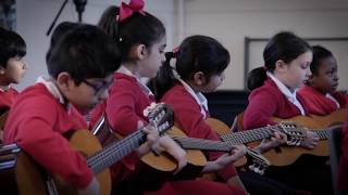 Introduction to Whole Class Ensemble Teaching - Guitar - with LSMS