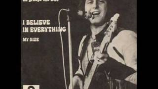 I Believe In Everything- John Entwistle