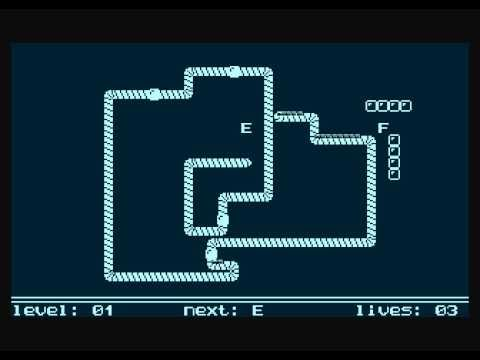 Atari XL/XE - Viper (game)