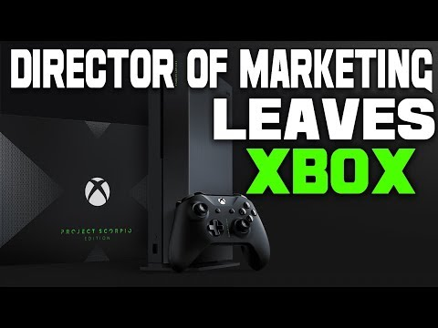 STUNNING Xbox News! Director Of Marketing Leaves Microsoft After 18 Years!