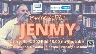 Video Jenmy: miniKONCERT