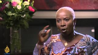 Angelique Kidjo: 'Africa is not just diseases'