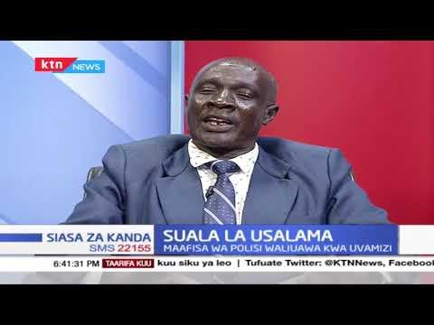 Suala la Usalama: Taharuki Kapedo, wanasiasa walaumiwa kwa uchochezi   Siasa za Kanda(Awamu ya pili)