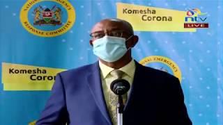 Kenya reports 23 new Covid-19 cases