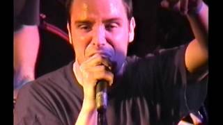 BoySetsFire  live on April 18, 2000  in Lancaster, PA