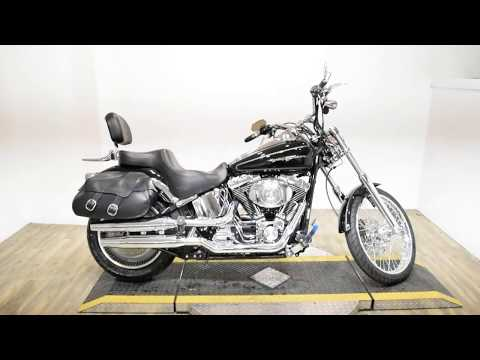 2005 Harley-Davidson FXSTD/FXSTDI Softail® Deuce™ in Wauconda, Illinois - Video 1