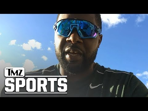 Charles Rogers' Ex-Teammates, Friends Rallied Around Him In Final Days | TMZ Sports