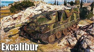 Excalibur wot пт за ЛБЗ World of Tanks