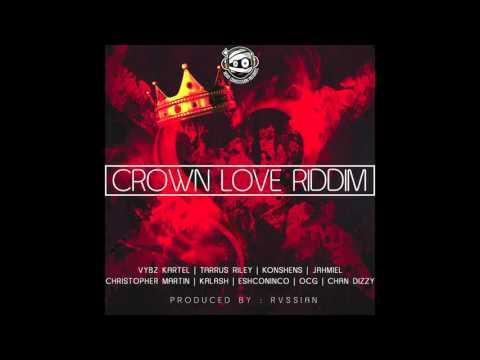 Christopher Martin - My Love | Crown Love Riddim | Head Concussion Records