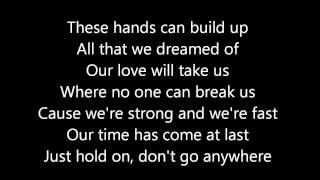 Taio Cruz - World in our Hands (Official Olympia Song) [Lyrics/HD]