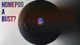 HomePod: Far Too Pricey, Siri is Dicey