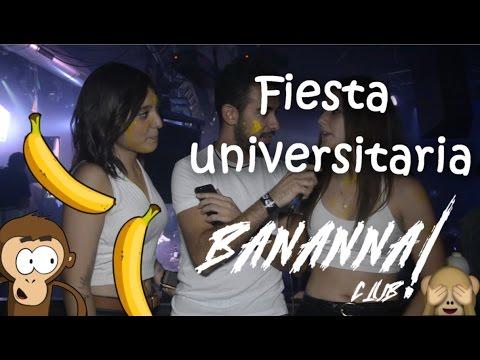 Fiesta Bananna Clvb y PASA ESTO