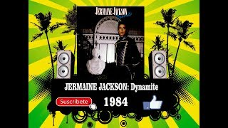 Jermaine Jackson - Dynamite  (Radio Version)