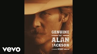 Alan Jackson - Love Is Hard (audio) (Pseudo video)