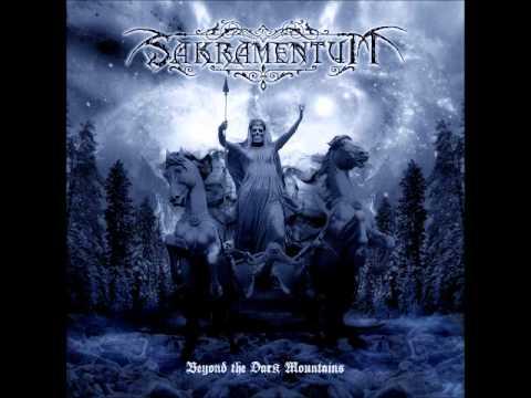 Sakramentum - Dark Trail of the Ancestors