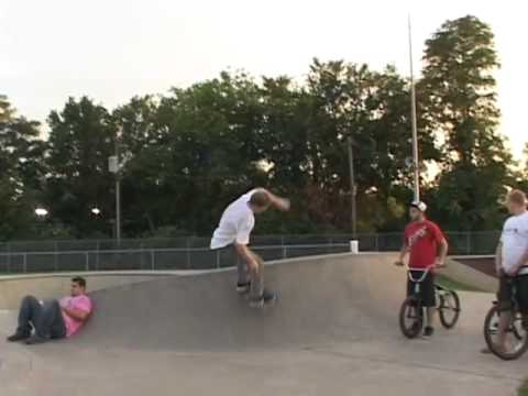Knoxville Skate Montage