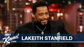 LaKeith Stanfield on Adam Sandler, Kevin Garnett & Loving the Joker