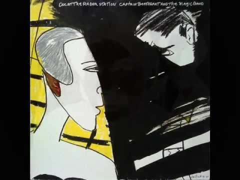 CAPTAIN BEEFHEART & THE MAGIC BAND run paint run run 1980