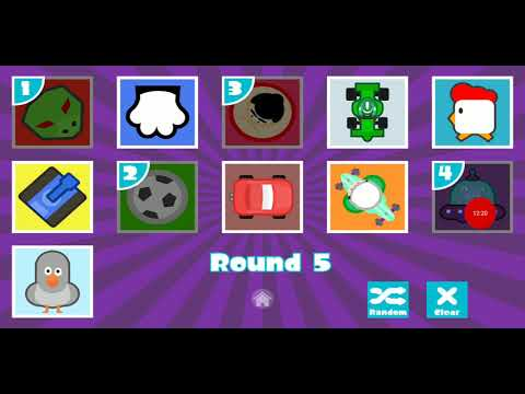 Играем в 2,3,4 Player Game с друзьями.Очень весело... видео