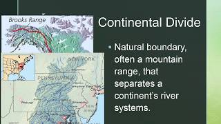 Continental Divide Video