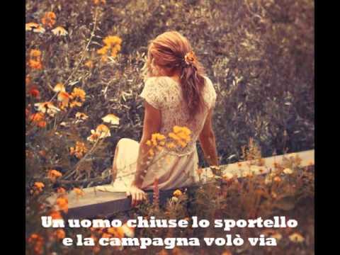 """""""Stella stellina"""", con testo (F. De Gregori)"""