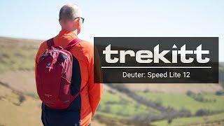 Inside Look: Deuter Speed Lite 12