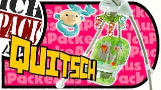 Babyschaukel im Regenwald-Design - Mattel BCG33 - Fisher-Price (Unboxing Marathon Part 09)