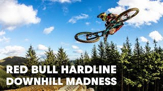 Red Bull Hardline: Downhill Madness From Snowdonia, Wales