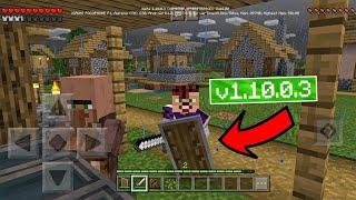 ВЫЖИВАНИЕ НА СМАРТФОНЕ в Minecraft PE 1.10.0.3! В ПОИСКАХ НОВЫХ ДЕРЕВЕНЬ И УНИЧТОЖЕНИЕ РАЗБОЙНИКОВ!