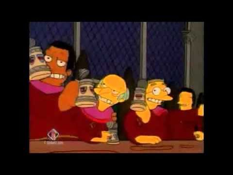 "Creepy: The Simpsons Stonecutters Song ""We Do"""